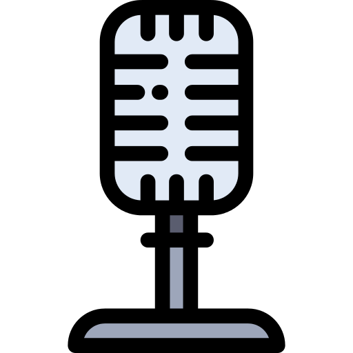Voice Recording Mic Png Icon