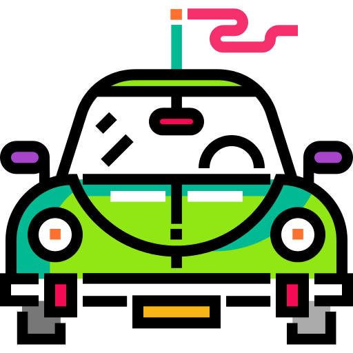 Volkswagen Beetle Car Png Icon