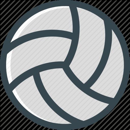 Smash, Sport, Team, Volley, Volleyball Icon