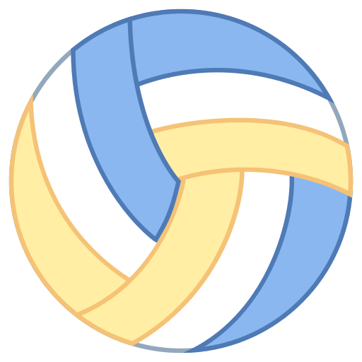 Volleyball Icon Free Icons