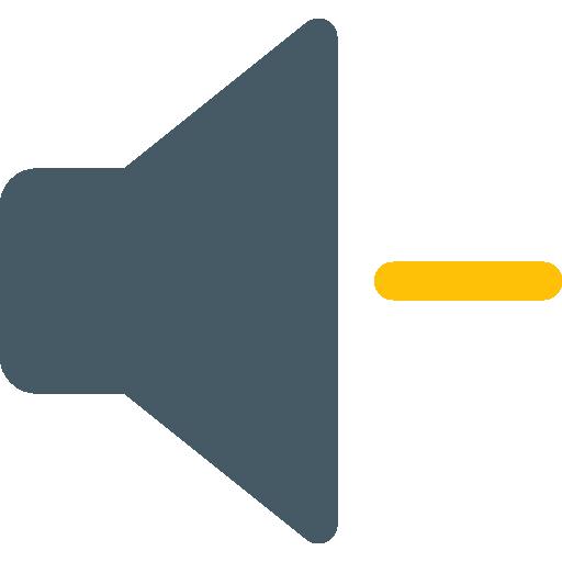 Volume Icon Music Pixel Perfect