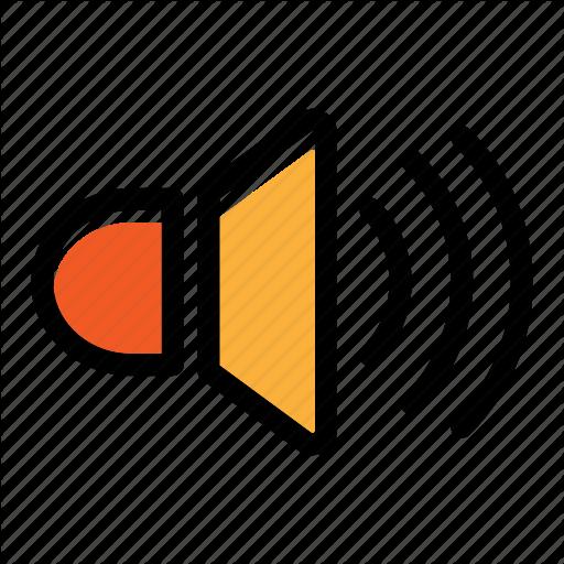 Audio, Interface, Sound, Speaker, Ui, Volume Icon