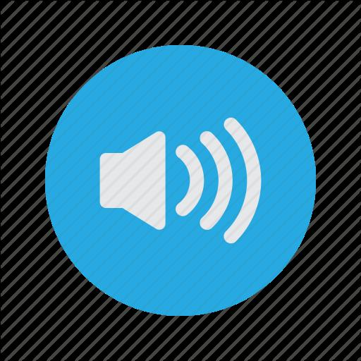 High, Loud, Mute, Speaker, Volume Icon