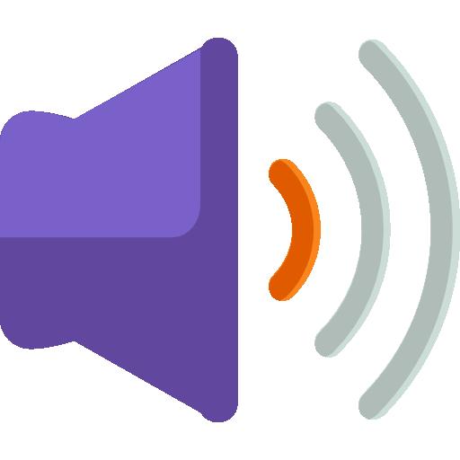 High Volume, Audio, Interface, Ui, Loudspeaker, Sound, Speaker