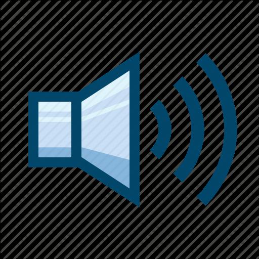 Loud, Music, Sound, Speaker, Volume, Volume Up Icon