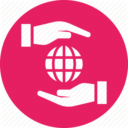 Care, Globe, Help, Student, Support, Volunteer, World Icon
