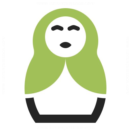 Matryoshka Icon Iconexperience