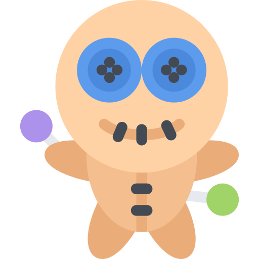Voodoo Doll Png Icon