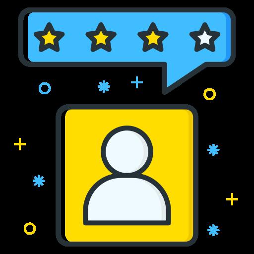 Rating, User, Vote Icon Free Of Free Job Seeker