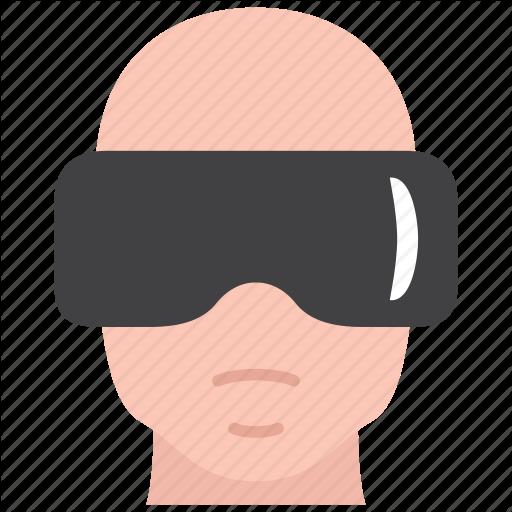 Goggles, Oculus, Virtual, Vr Icon