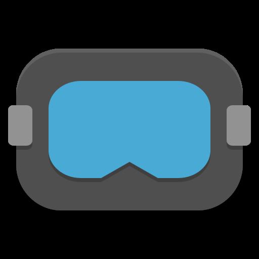 Steamvr Icon Papirus Apps Iconset Papirus Development Team