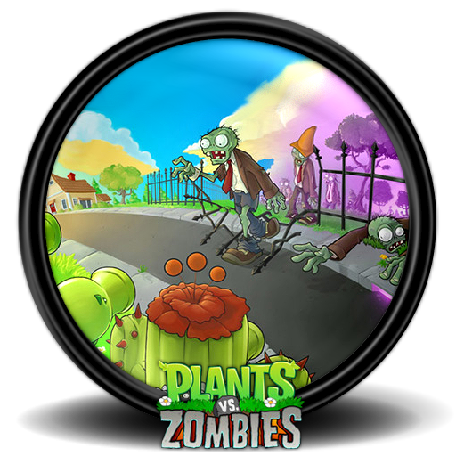 Plants Vs Zombies Icon Mega Games Pack Iconset Exhumed
