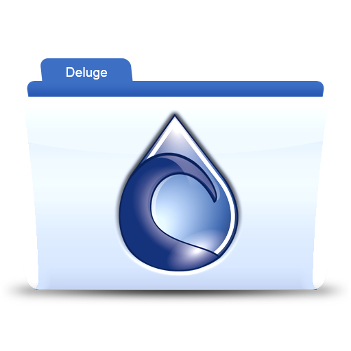 Colorflow, Deluge Icon