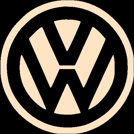 Bisque Volkswagen Icon