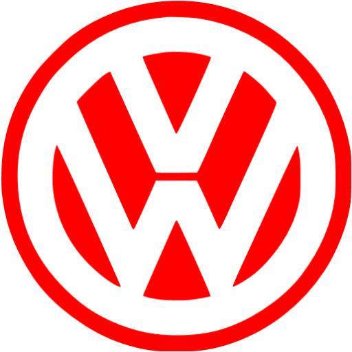 Red Volkswagen Icon