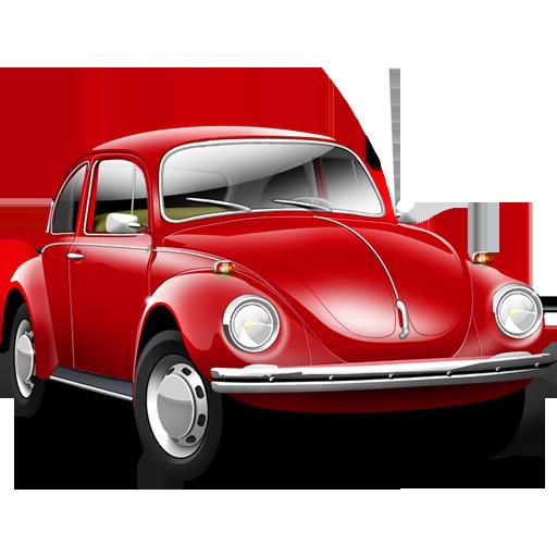 Vw Beetle Icon Classic Cars Iconset Cem