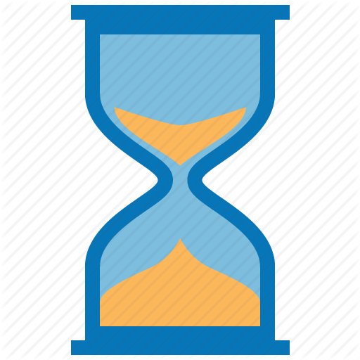Clock, Hourglass, Interval, Loading, Sand, Wait, Waiting Icon