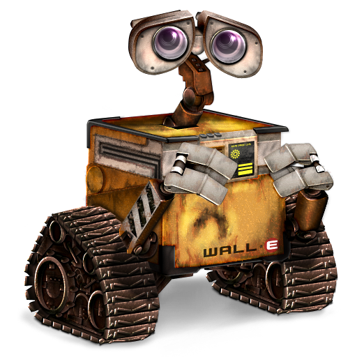Wall E Icon Wall E Iconset Pixelresort