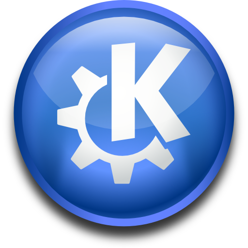 Kde Round Icons