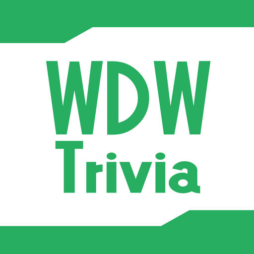 Theme Park Trivia Walt Disney World Edition