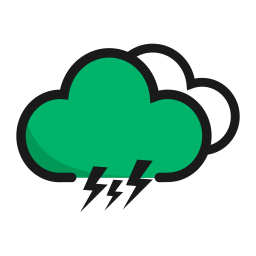 Thunder Icons, Download Free Png And Vector Icons, Unlimited