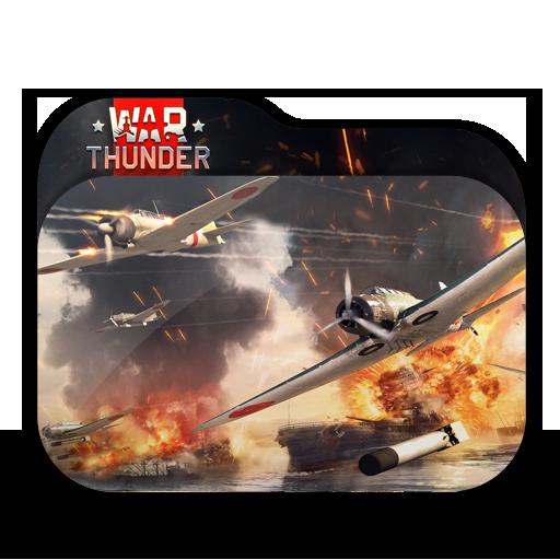 War Thunder Folder Icon