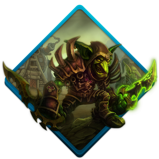 Goblin, Wow Icon
