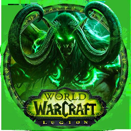 Rogue Warcraft Icons World