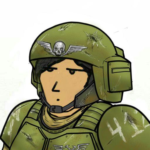 My New Icon Warhammer Amino