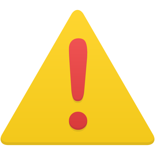 Warning Icon Free Download As Png And Formats