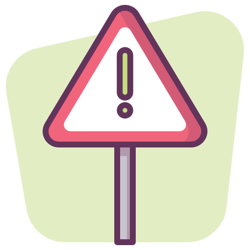 Construction, Protection, Warning, Sign Icon Free Of Protection