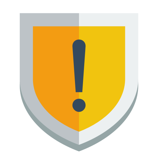 Security Warning Sign Icon Download Free Icons