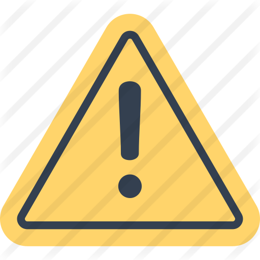Warning Triangle Icon at GetDrawings com   Free Warning Triangle