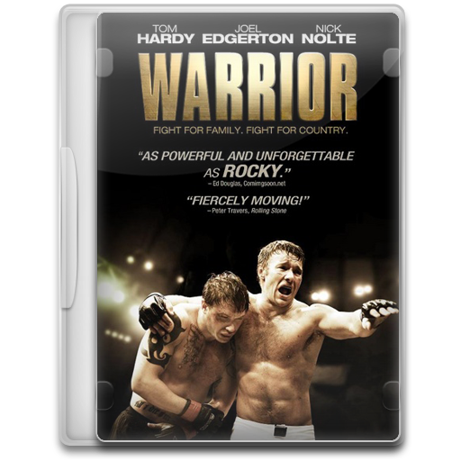 Covers, Cover, Warrior, Movie, Movies Icon Free Of Movie Mega Pack