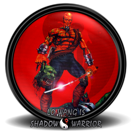 Shadow Warrior Icon Mega Games Pack Iconset Exhumed