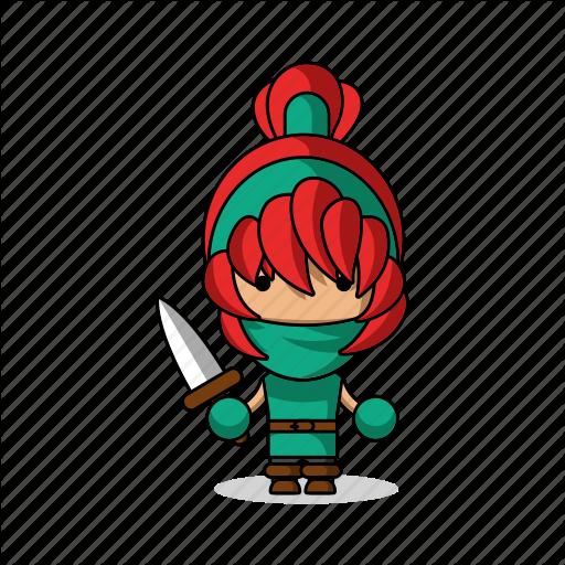Warrior Icon
