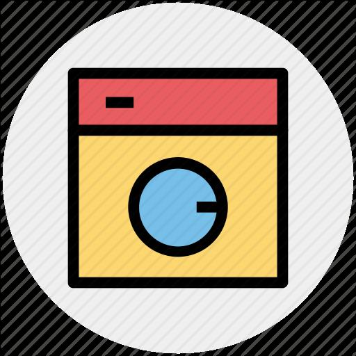 Laundry, Machine, Robot, Wash, Washer, Washing, Washing Machine Icon