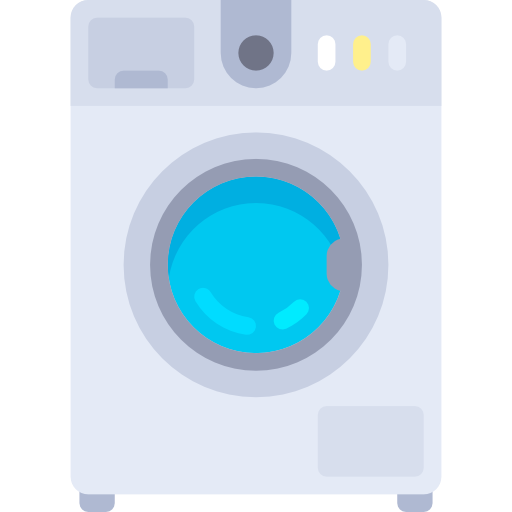 Clean, Washing, Washing Machine Icon