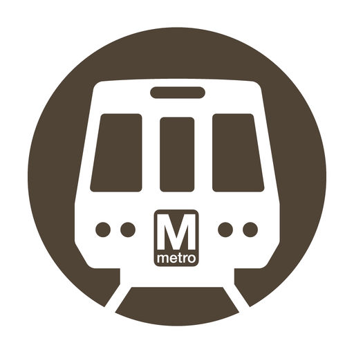 Washington Dc Metro Route Map