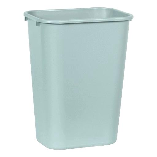 Desk Trash Can Large Gray Plastic Desk Trash Can Mini Garbage Bin