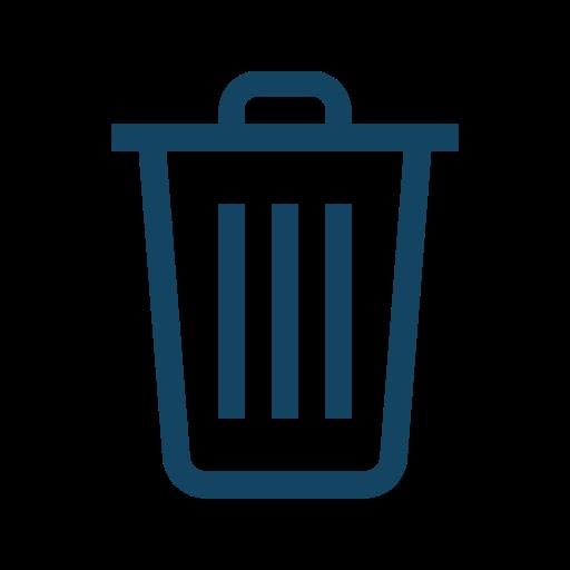 Garbage, Tash, Tools And Utensils, Waste, Basket Icon