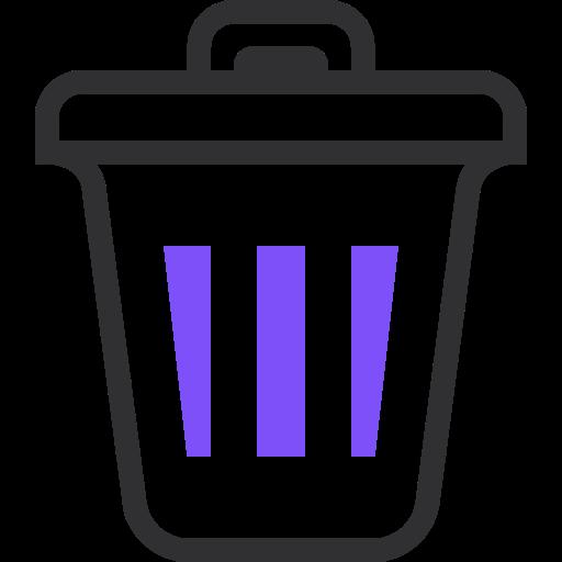 Trash, Bin, Recycle, Delete, Remove Icon Free Of Tiny Line Icons
