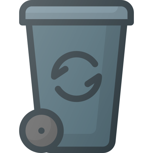 Recycle, Trash, Bin, Can, Waste, Garbidge Icon Free Of Free Set