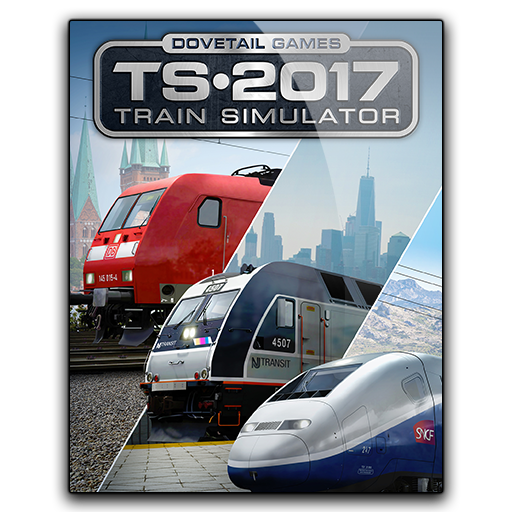 Icon Train Simulator