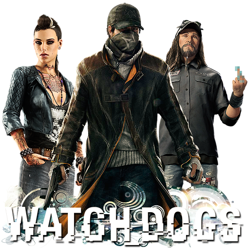 Transparent Image Watch Dogs