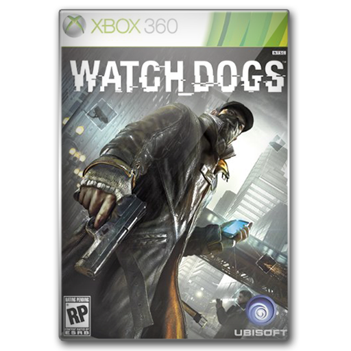 Dogs, Watch, Xbox Icon