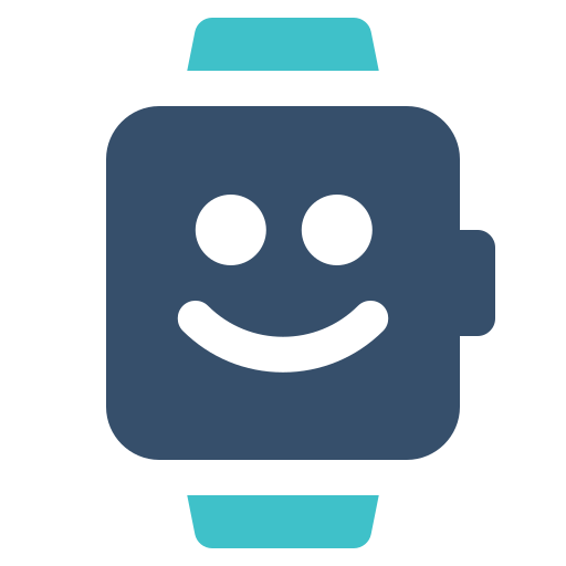 Emoticon, Smart, Smile, Watch Icon Free Of Smart Watch