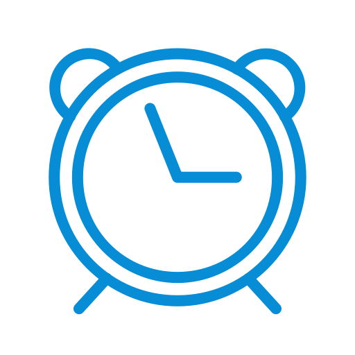 Watch, Timing, Alert, Time, Alarm, Clock Icon