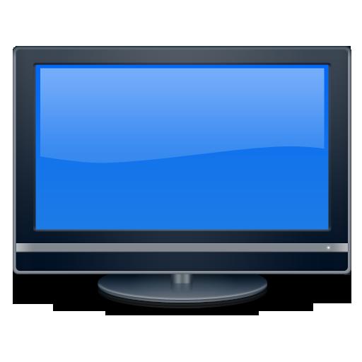 Sidebar Tv Or Movie Icon Smooth Leopard Iconset Mcdo Design