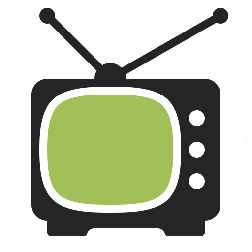 Tv Icon Iconexperience